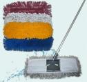 Las mopas en las limpezas del hogar